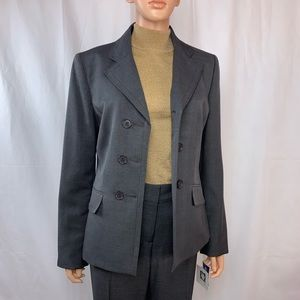 Double Breasted Anne Klein Business Suit